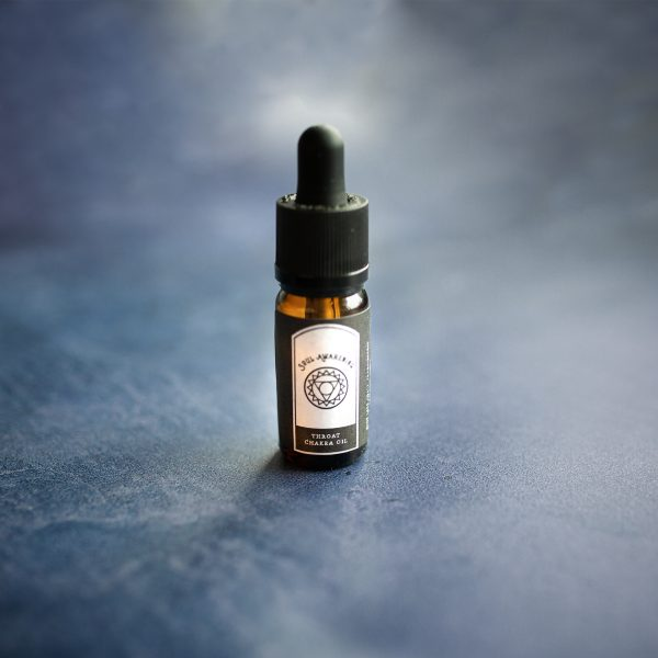 soul awakening throat chakra oil