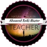 natural healer advanced reiki teacher