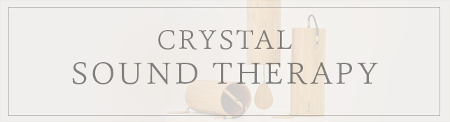 Crystal sound therapy epsom surrey